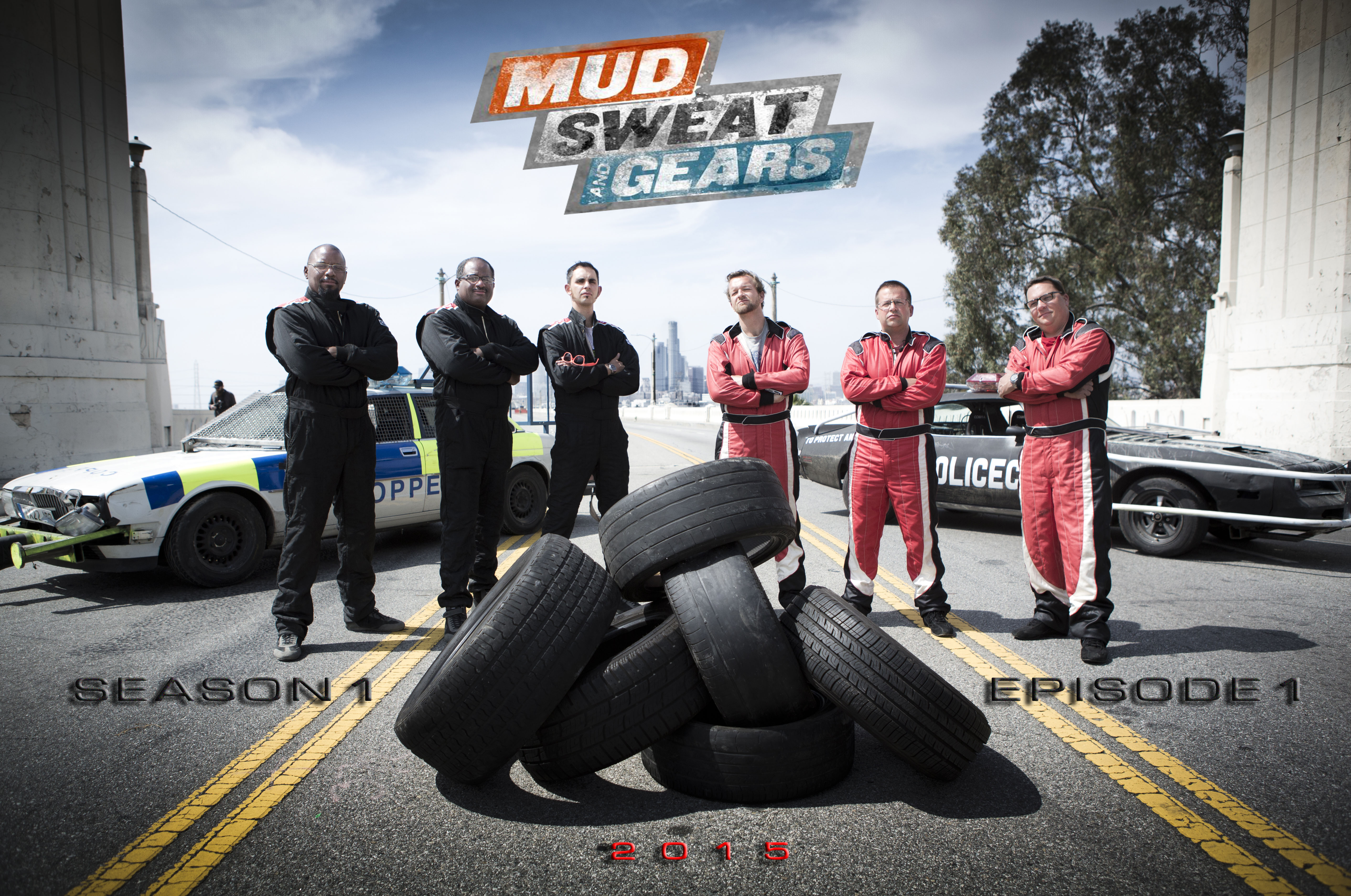 Mud Sweat And Gears Season Episode And Krider Racing Racer Boy - British car show bbc